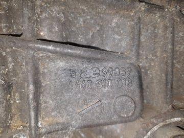 РЕДУКТОР НА PORSCHE CAYENNE 957 M55.01