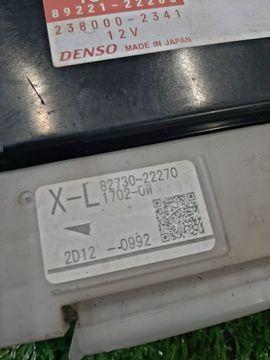 БЛОК ПРЕДОХРАНИТЕЛЕЙ НА TOYOTA MARK X GRX135 4GR-FSE